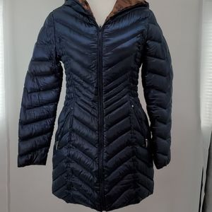 Laundry by Shelli Segal Quilted Down Jacket